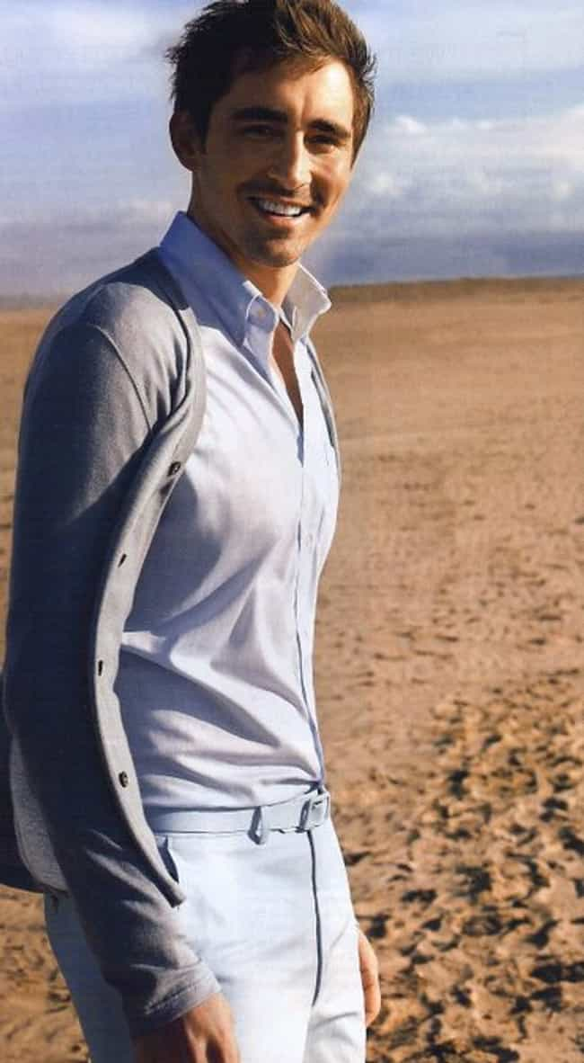 Lee Pace in White Polo with Ju... is listed (or ranked) 2 on the list Hot Lee Pace Photos