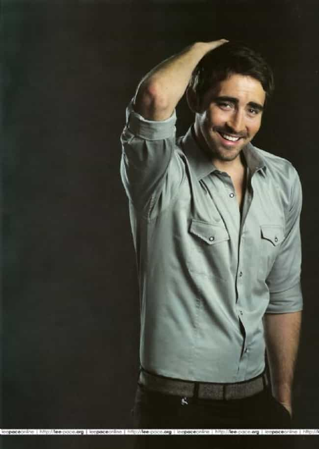 Lee Pace in Classic Satin Long... is listed (or ranked) 3 on the list Hot Lee Pace Photos
