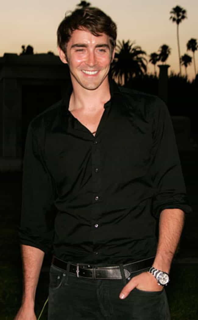 Lee Pace in Rough Long Sleeve ... is listed (or ranked) 1 on the list Hot Lee Pace Photos