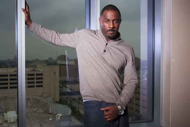 Idris Elba in Shawl Neck... is listed (or ranked) 4 on the list Hot Idris Elba Photos