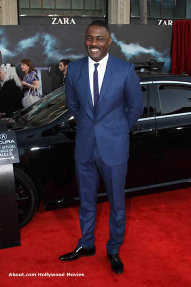 Idris Elba in 1 Button Light B... is listed (or ranked) 4 on the list Hot Idris Elba Photos