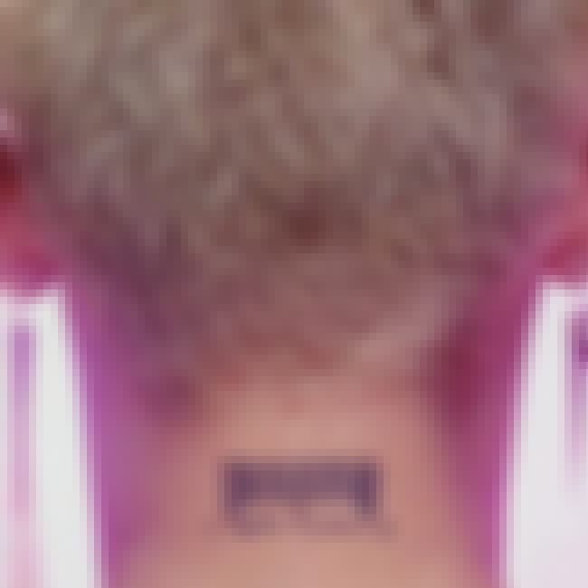 Bar Code is listed (or ranked) 4 on the list A Gallery of Pink's Tattoos