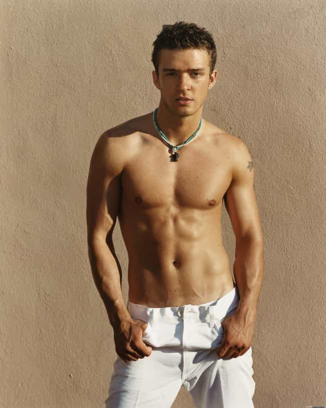 Justin Timberlake in Topless w... is listed (or ranked) 1 on the list Hot Justin Timberlake Photos
