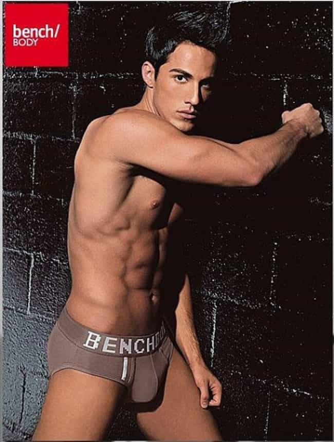 Michael Trevino in Bench Body ... is listed (or ranked) 2 on the list Hot Michael Trevino Photos