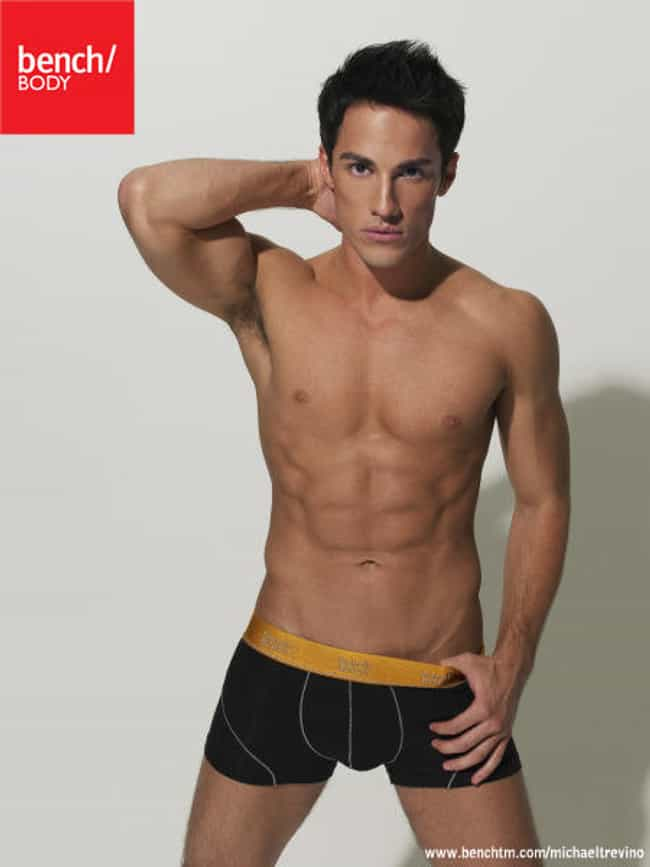 Michael Trevino in Bench Boycu... is listed (or ranked) 1 on the list Hot Michael Trevino Photos
