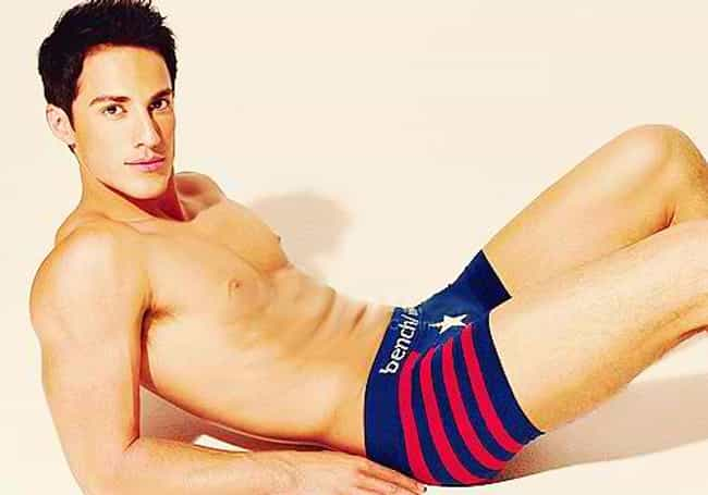 Michael Trevino in Stripes Ben... is listed (or ranked) 4 on the list Hot Michael Trevino Photos
