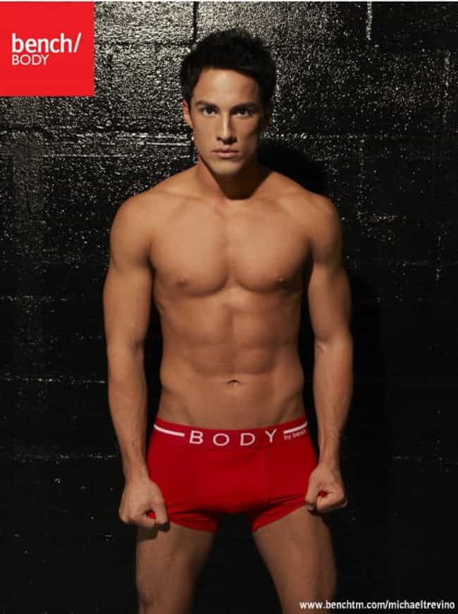 Michael Trevino in Stretched B... is listed (or ranked) 3 on the list Hot Michael Trevino Photos