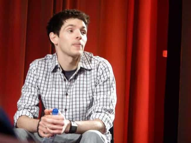 Colin Morgan in Checkered Long... is listed (or ranked) 4 on the list Hot Colin Morgan Photos