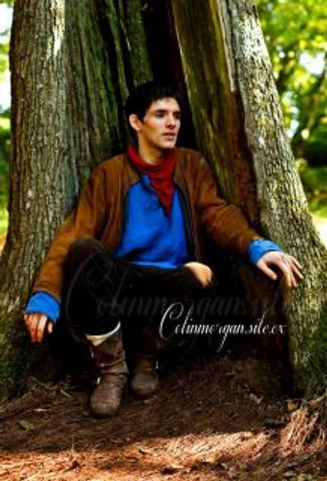 Colin Morgan in Hicman Leather... is listed (or ranked) 2 on the list Hot Colin Morgan Photos