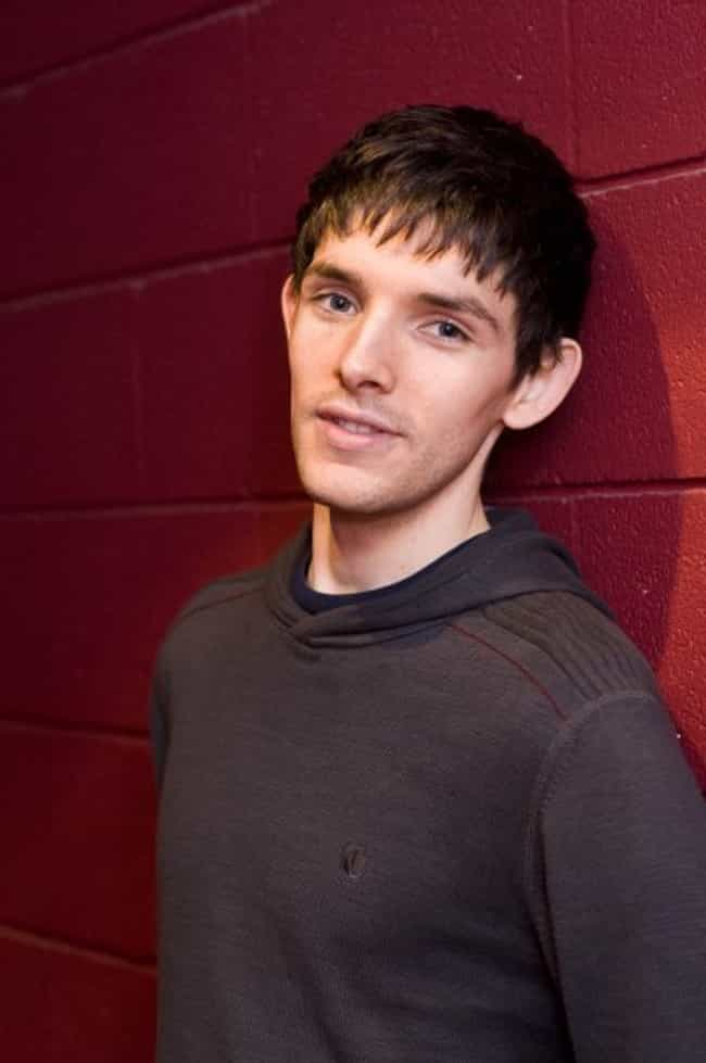 Colin Morgan in Brown Hoody Ju... is listed (or ranked) 3 on the list Hot Colin Morgan Photos
