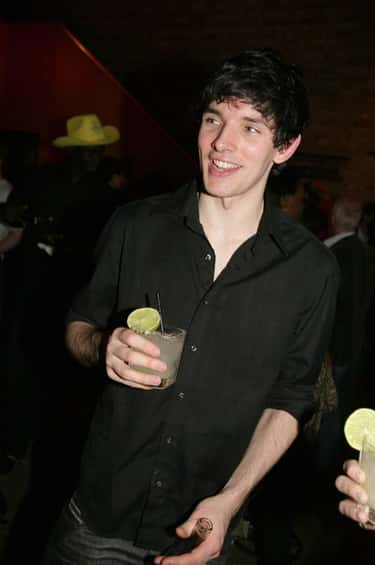 Colin Morgan in Black Formal L is listed (or ranked) 2 on the list Hot Colin Morgan Photos