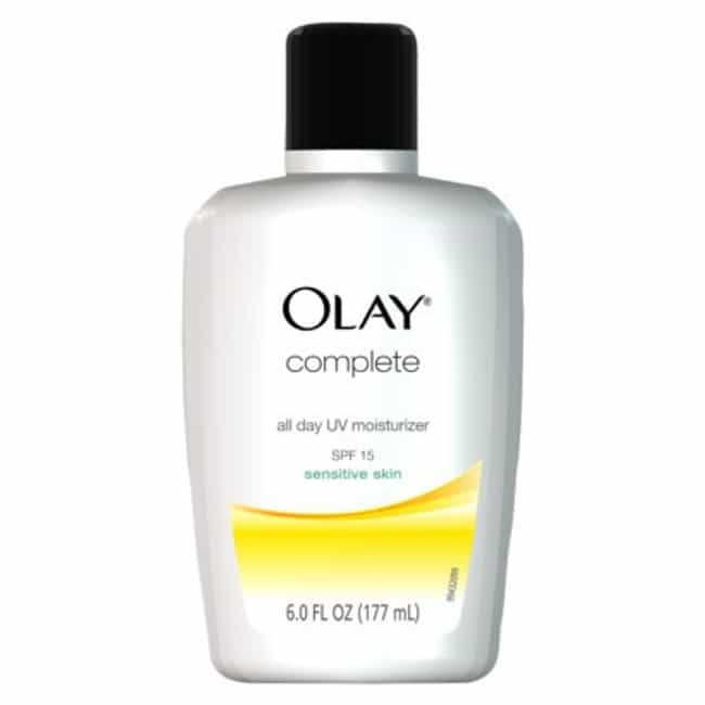 Olay Complete All Day Moisture... is listed (or ranked) 2 on the list The Best Anti-Aging Moisturizer