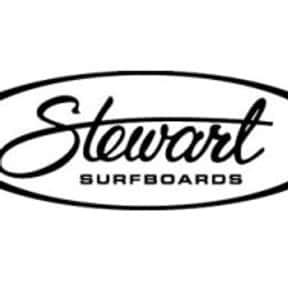 Stewart is listed (or ranked) 13 on the list The Best Surfboard Brands