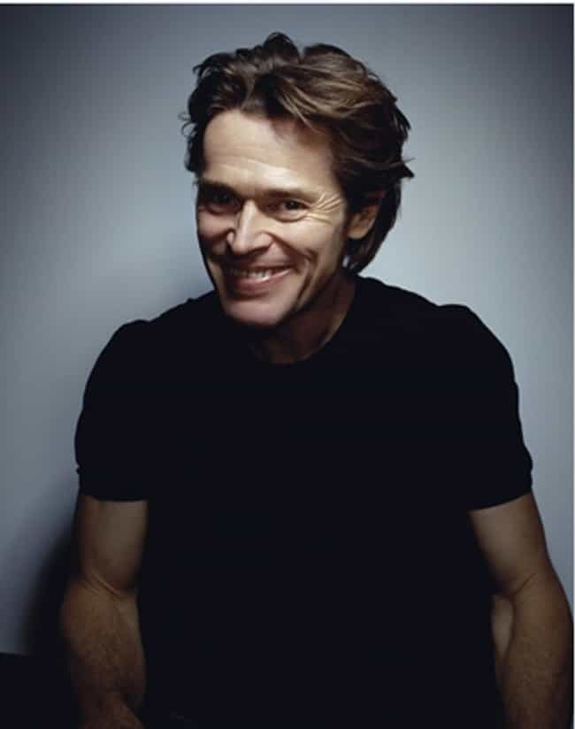 Willem Dafoe in Crew Neck T-Sh... is listed (or ranked) 4 on the list Hot Willem Dafoe Photos