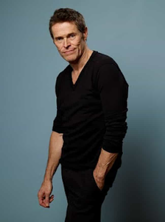 Willem Dafoe in V-Neck Long Sl... is listed (or ranked) 1 on the list Hot Willem Dafoe Photos
