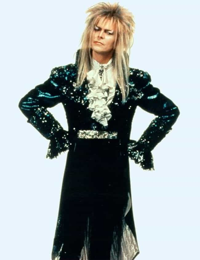David Bowie in Sequined Tailco... is listed (or ranked) 6 on the list Hot David Bowie Photos
