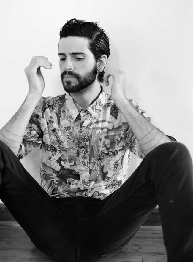Devendra Banhart in Floral Ori... is listed (or ranked) 2 on the list Hot Devendra Banhart Photos