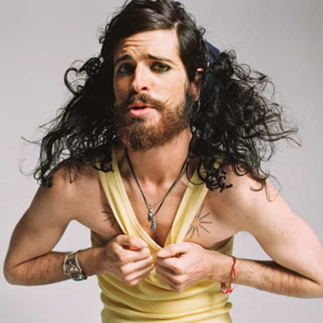 Devendra Banhart in Yellow Str... is listed (or ranked) 4 on the list Hot Devendra Banhart Photos