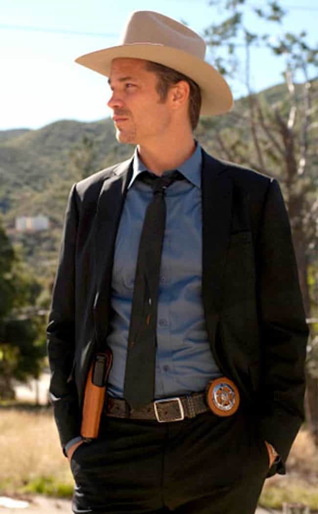 Timothy Olyphant in Blazer wit... is listed (or ranked) 4 on the list Hot Timothy Olyphant Photos