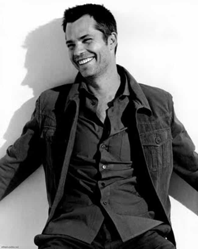 Timothy Olyphant in Wesley Den... is listed (or ranked) 1 on the list Hot Timothy Olyphant Photos