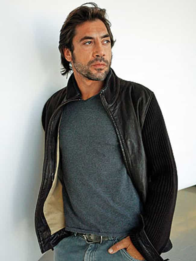 Javier Bardem in Leather Jacke... is listed (or ranked) 1 on the list Hot Javier Bardem Photos
