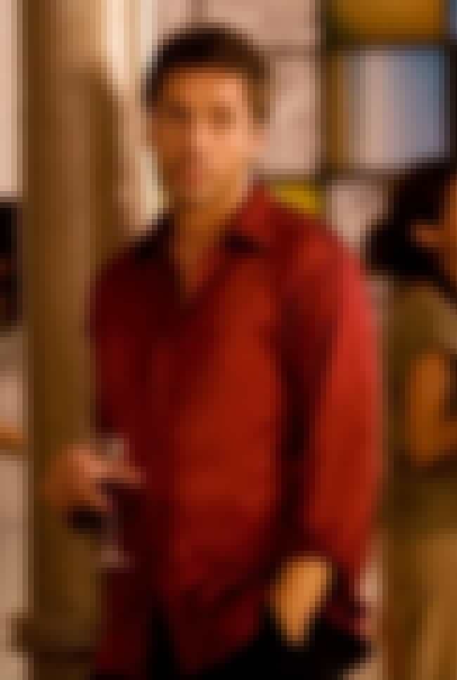 Javier Bardem in Red Silk Long... is listed (or ranked) 2 on the list Hot Javier Bardem Photos
