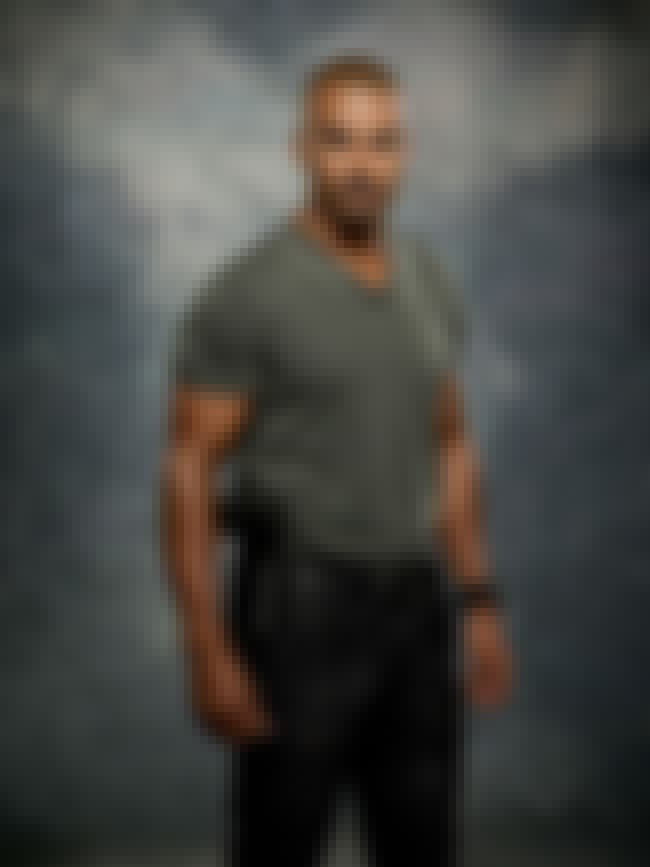 Shemar Moore in V-Neck T-Shirt... is listed (or ranked) 7 on the list Hot Shemar Moore Photos