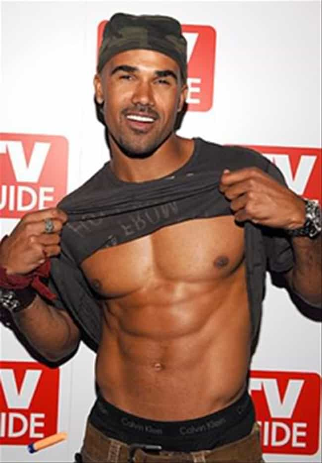 Shemar Moore in Guide Printed ... is listed (or ranked) 7 on the list Hot Shemar Moore Photos