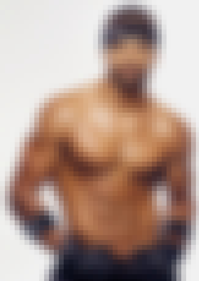 Shemar Moore in Shirtless with... is listed (or ranked) 1 on the list Hot Shemar Moore Photos