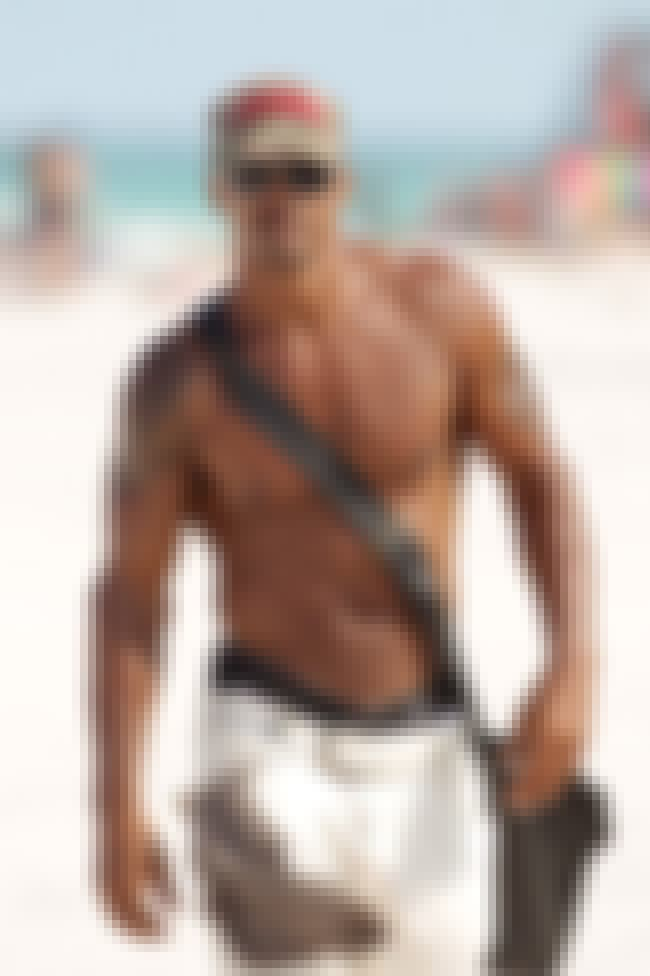 Shemar Moore in Shirtless with... is listed (or ranked) 2 on the list Hot Shemar Moore Photos