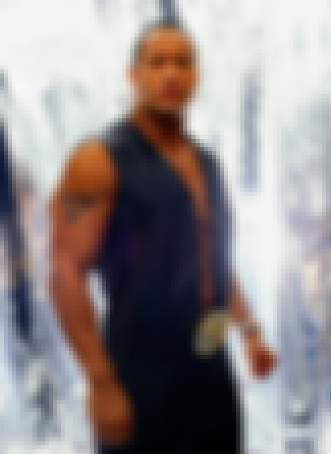 Dwayne Johnson in Silk Chaleco... is listed (or ranked) 4 on the list Hot Dwayne Johnson Photos