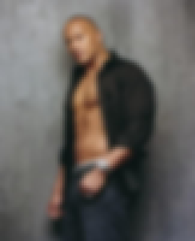 Dwayne Johnson in Black Long S... is listed (or ranked) 2 on the list Hot Dwayne Johnson Photos