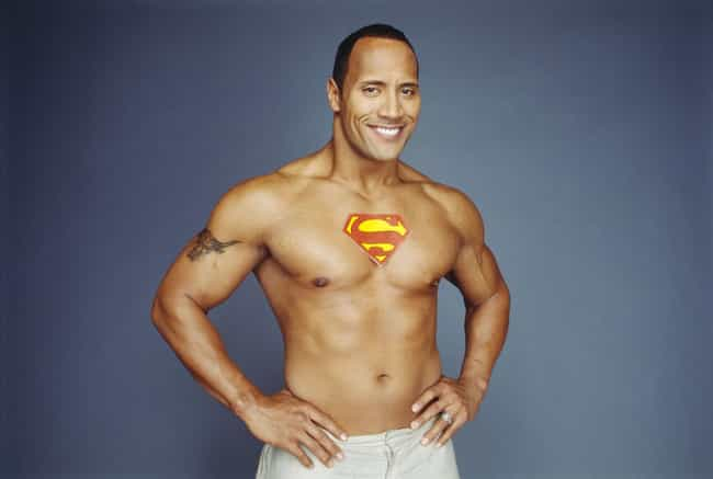 Dwayne Johnson in Shirtless wi... is listed (or ranked) 1 on the list Hot Dwayne Johnson Photos