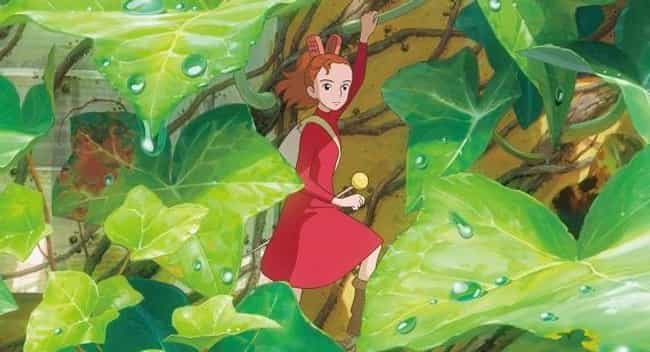 Worth Fighting For is listed (or ranked) 2 on the list The Secret World of Arrietty Movie Quotes