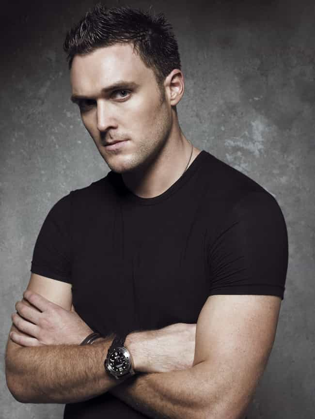 Owain Yeoman in Crew Neck T-Sh... is listed (or ranked) 4 on the list Hot Owain Yeoman Photos