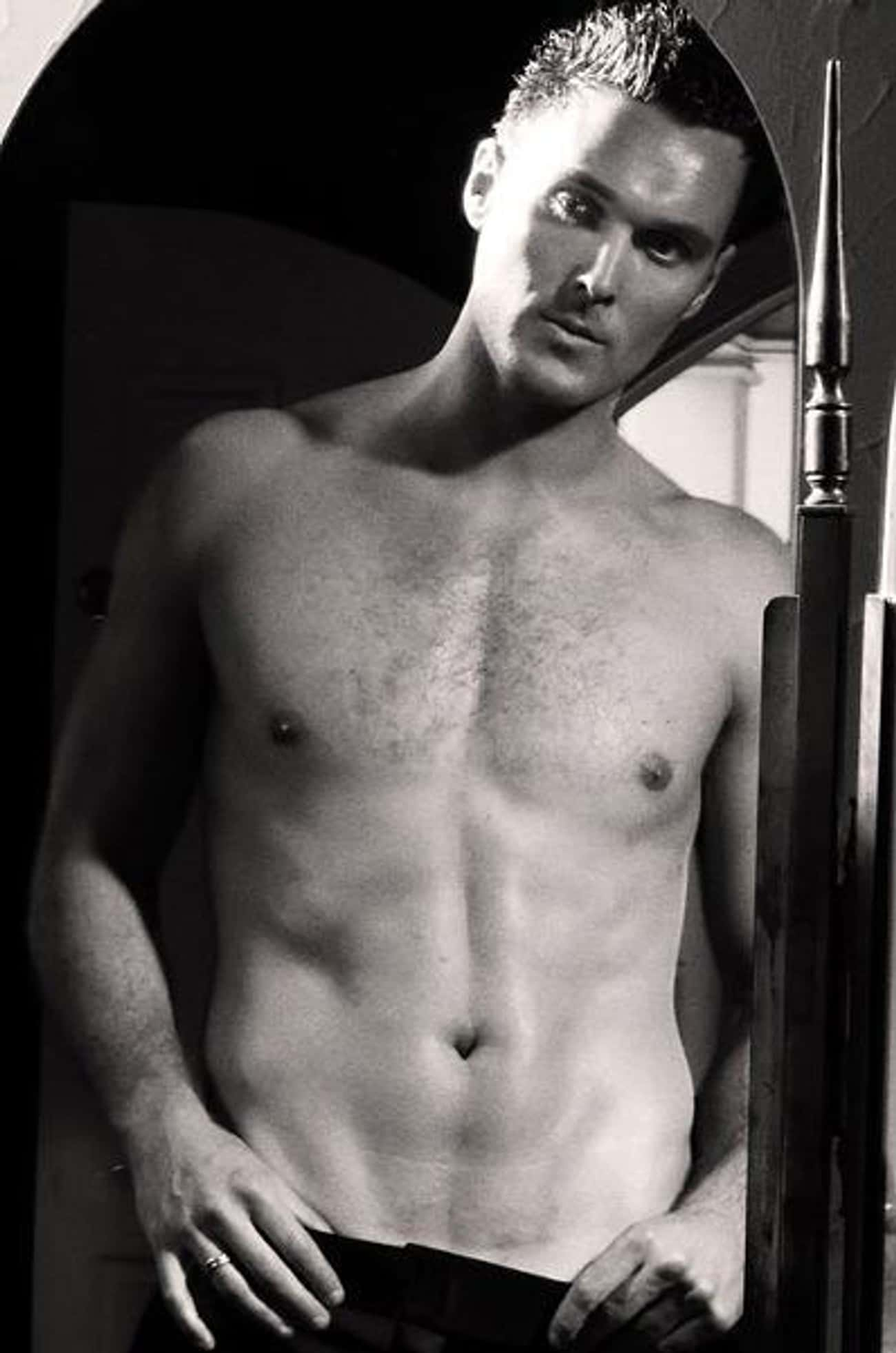 Owain Yeoman in Shirtless Pose is listed (or ranked) 1 on the list Hot Owain Yeoman Photos