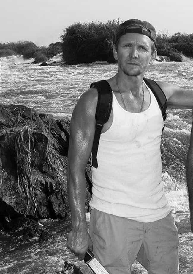 Sebastian Roche in White Vest ... is listed (or ranked) 2 on the list Hot Sebastian Roche Photos