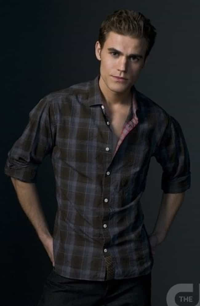 Paul Wesley in Checkered Long ... is listed (or ranked) 3 on the list Hot Paul Wesley Photos