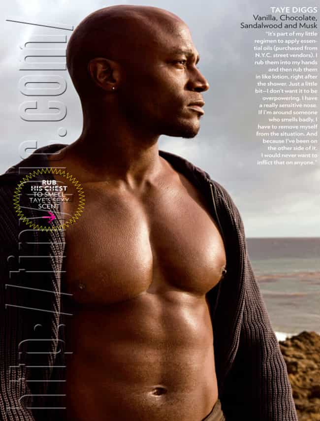 Taye Diggs in Zip Throug... is listed (or ranked) 1 on the list Hot Taye Diggs Photos