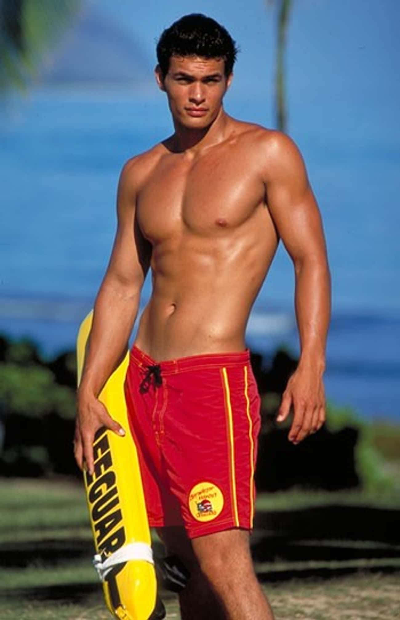 Jason Momoa in Red Safeguard S is listed (or ranked) 4 on the list Hot Jason Momoa Photos