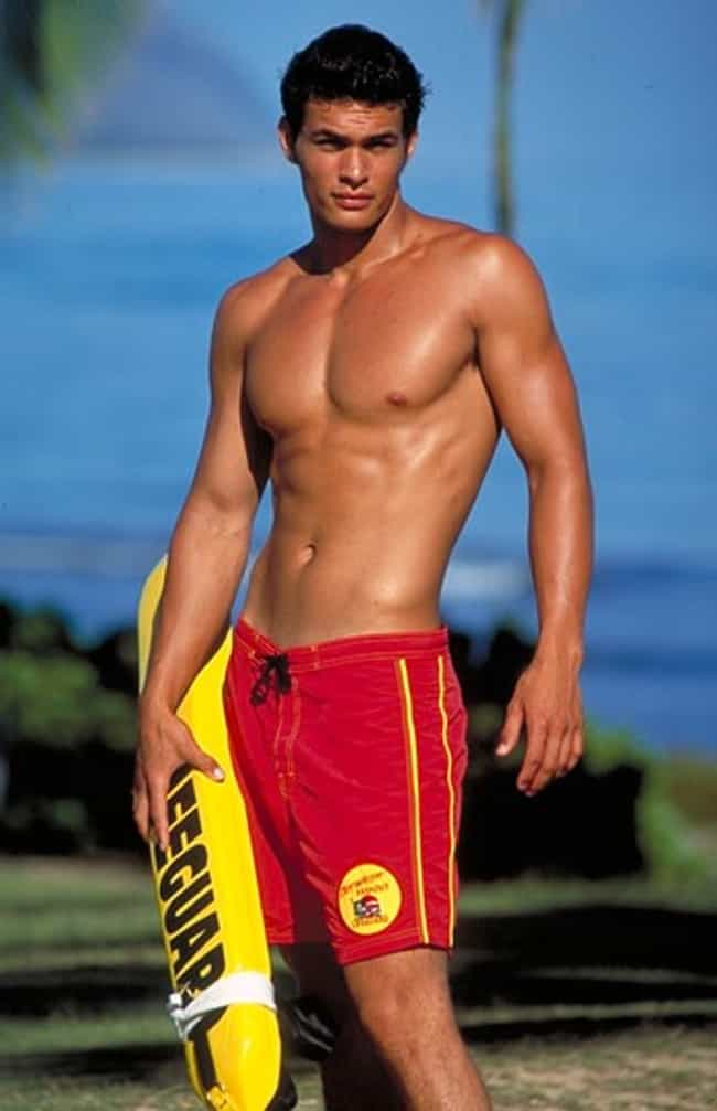 Jason Momoa in Red Safeg... is listed (or ranked) 4 on the list Hot Jason Momoa Photos