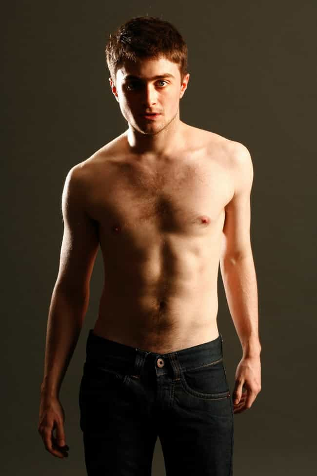 Daniel Radcliffe in Shir... is listed (or ranked) 2 on the list Hot Daniel Radcliffe Photos