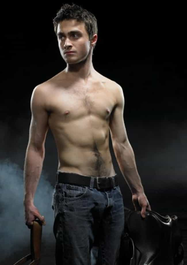 Daniel Radcliffe in Drop... is listed (or ranked) 1 on the list Hot Daniel Radcliffe Photos
