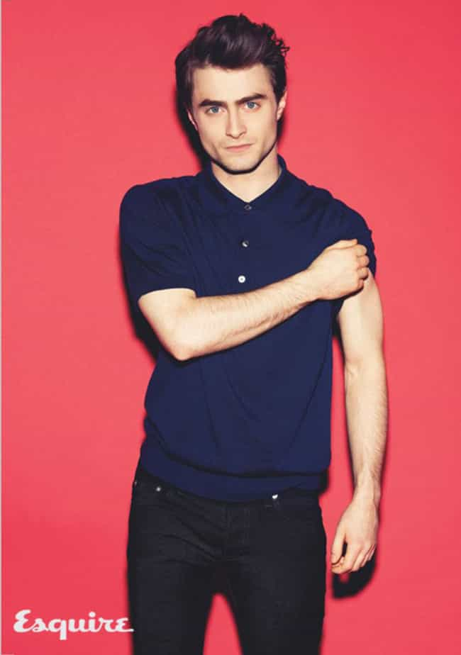 Daniel Radcliffe in Navy Blue ... is listed (or ranked) 3 on the list Hot Daniel Radcliffe Photos