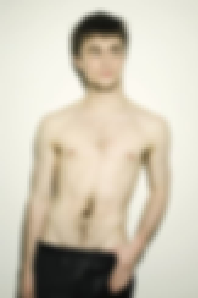 Daniel Radcliffe in Black Sati... is listed (or ranked) 3 on the list Hot Daniel Radcliffe Photos