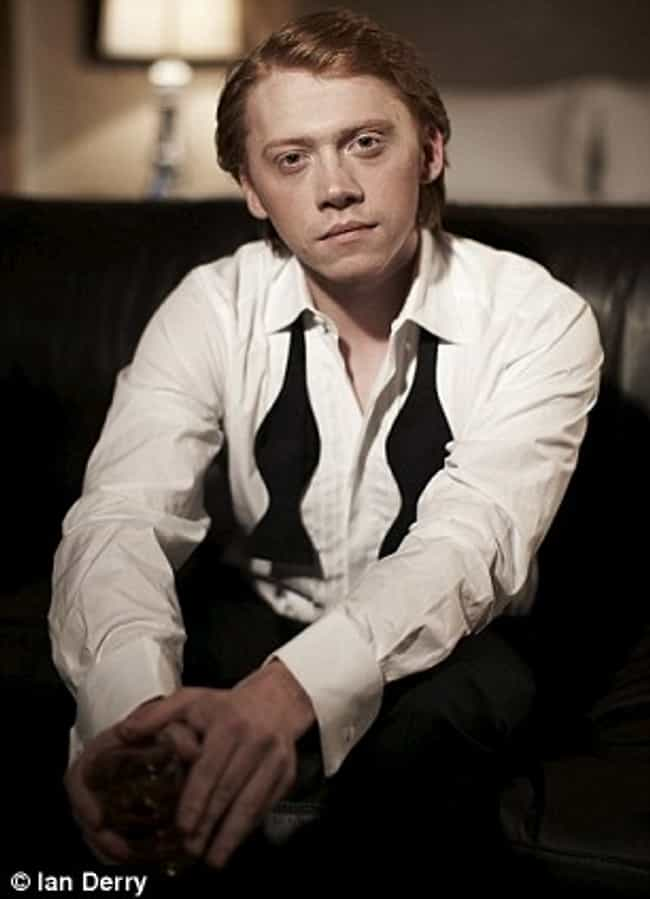 Rupert Grint in French C... is listed (or ranked) 4 on the list Hot Rupert Grint Photos