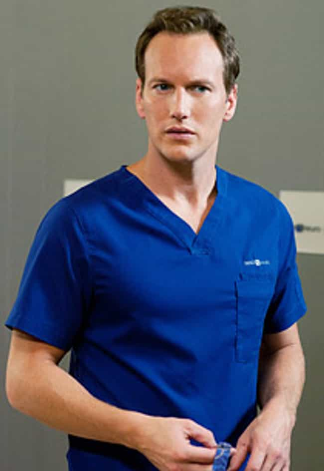 Patrick Wilson in Blue Scrub S... is listed (or ranked) 2 on the list Hot Patrick Wilson Photos
