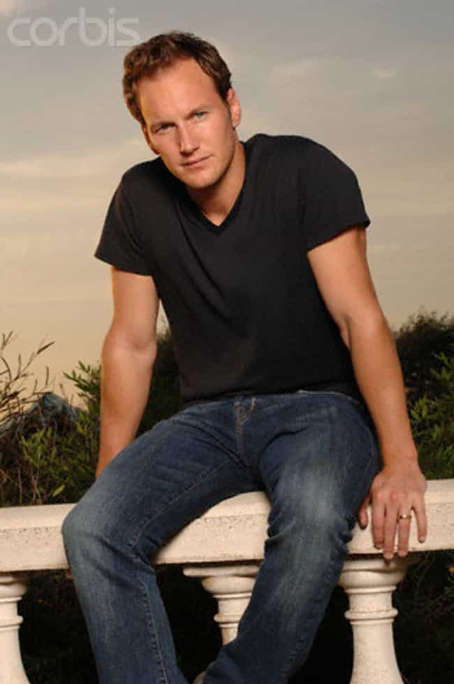 Patrick Wilson in V-Neck T-Shi... is listed (or ranked) 4 on the list Hot Patrick Wilson Photos