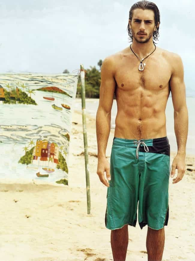 Rafael Lazzini in Gathered Bil... is listed (or ranked) 1 on the list Hot Rafael Lazzini Photos