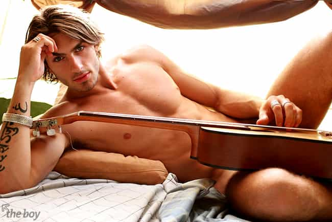 Rafael Lazzini in Nude Pose wi... is listed (or ranked) 2 on the list Hot Rafael Lazzini Photos